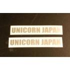 【UNICORN JAPAN】UNICORN JAPAN【安全帽貼紙】
