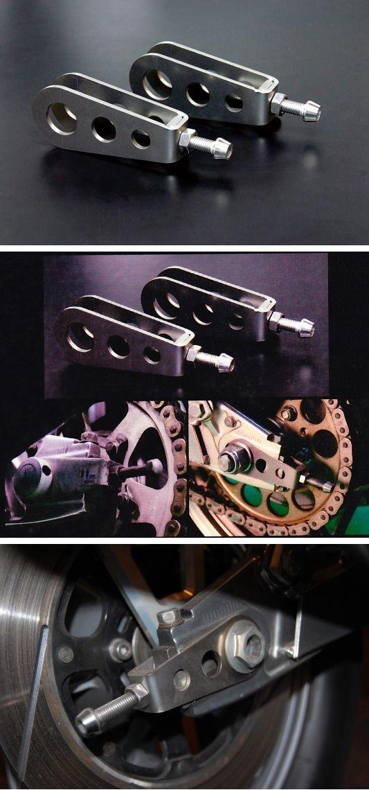 不銹鋼鍊條調整器 (左右一組)
