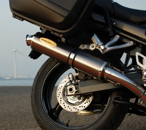 【UNICORN JAPAN】KATANA1250S/排氣管尾段 - 「Webike-摩托百貨」