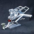 【Tigcraft】4段調整 腳踏後移套件