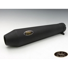 【EASYRIDERS】BOSSLEY Reventon Header 黑色排氣管尾段