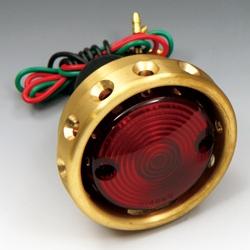 Drilled尾燈