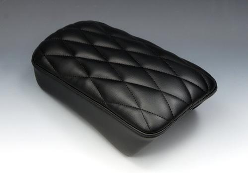 菱形格紋座墊
