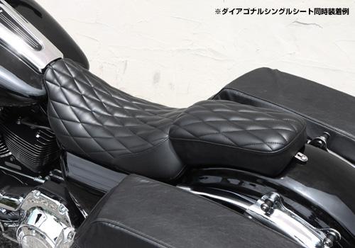 【EASYRIDERS】菱形格紋座墊 - 「Webike-摩托百貨」