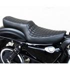 【EASYRIDERS】70s 方格紋雙座坐墊