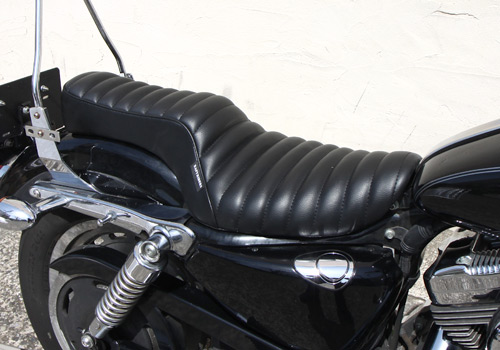 Viper 雙坐墊