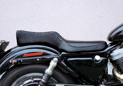 【EASYRIDERS】Custom Smooth 雙坐墊 - 「Webike-摩托百貨」