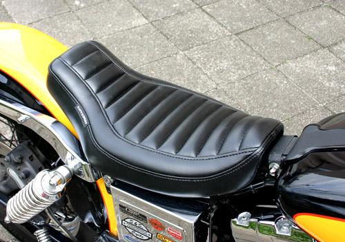 Python 2 單座坐墊