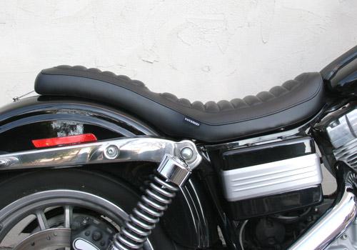 【EASYRIDERS】Deluxe Cobra坐墊 - 「Webike-摩托百貨」