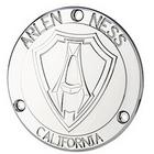 【EASYRIDERS】【Allen Ness製】Ness Logo Type Derby 外蓋