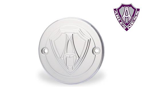 【Allen Ness製】Ness Logo Type 白金外蓋