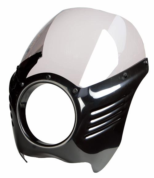 【EASYRIDERS】【Allen Ness製】Ness 整流罩套件 (Louver Type) - 「Webike-摩托百貨」