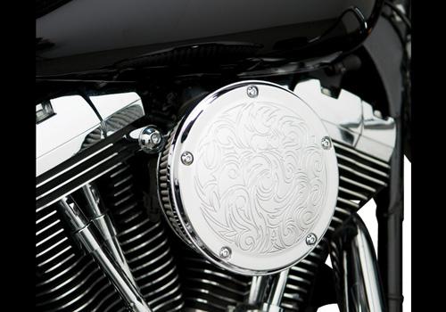 【EASYRIDERS】Engraved Derby 外蓋 - 「Webike-摩托百貨」