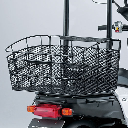 【YAMAHA】後置物籃 - 「Webike-摩托百貨」