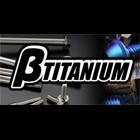 ベータチタニウム/テーパーキャップボルト