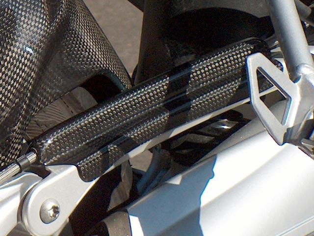【ILMBERGER】碳纖維煞車油管外蓋 - 「Webike-摩托百貨」