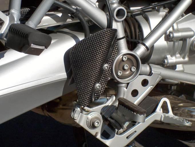 碳纖維腳跟保護板