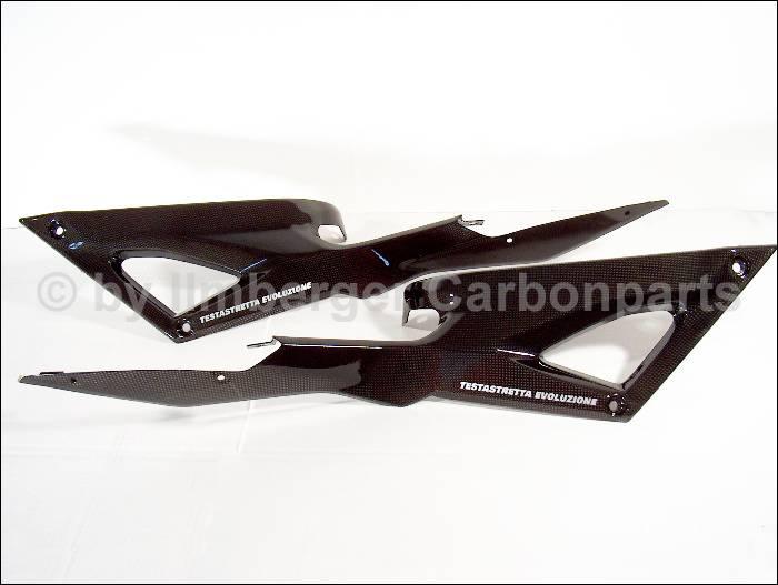 【ILMBERGER】Air box 碳纖維側蓋組 - 「Webike-摩托百貨」