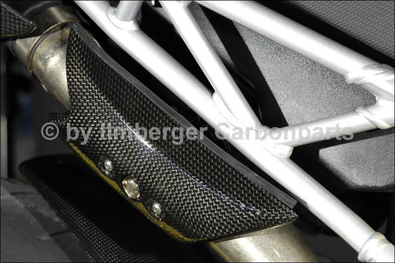 碳纖維排氣管防燙蓋