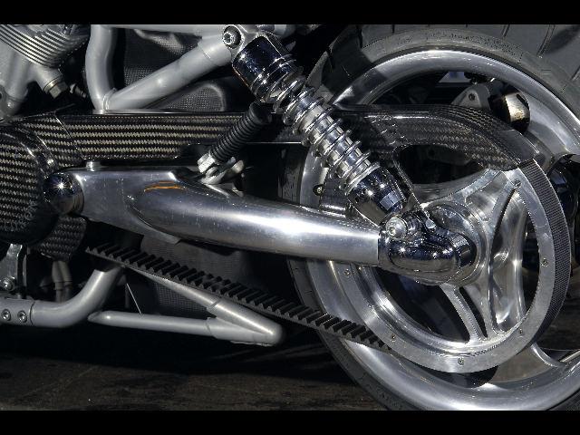 碳纖維皮帶蓋 (上側)