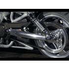 【ILMBERGER】碳纖維皮帶蓋 (上側) - 「Webike-摩托百貨」