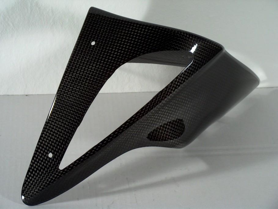 【ILMBERGER】碳纖維前方向燈外蓋 (左) - 「Webike-摩托百貨」