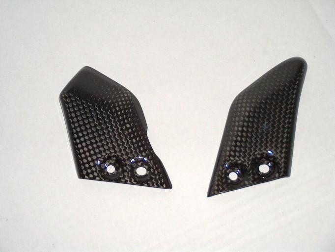 碳纖維腳跟護蓋 (左右2個一組)