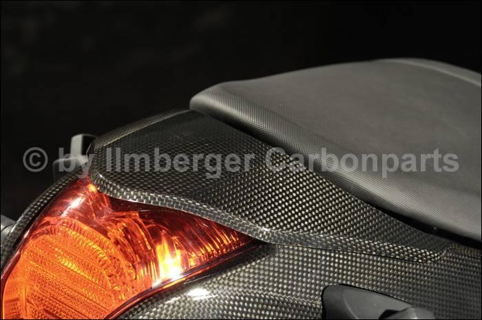 碳纖維尾燈外蓋  (上蓋)