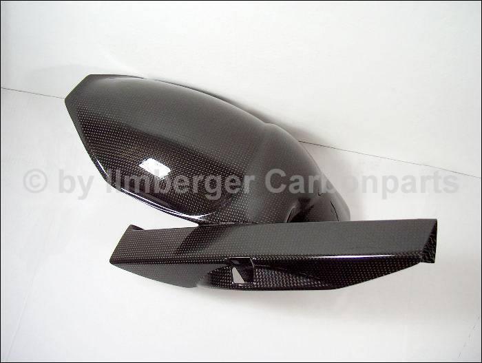 【ILMBERGER】碳纖維後土除 - 「Webike-摩托百貨」
