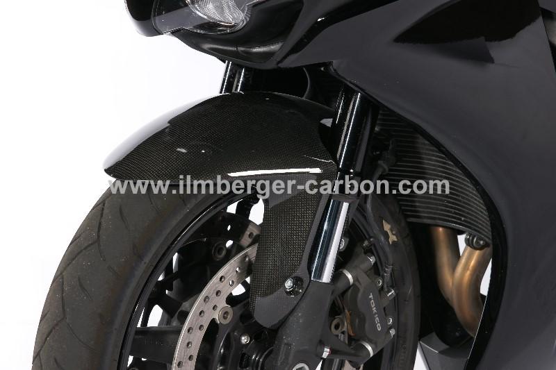 【ILMBERGER】碳纖維前土除 - 「Webike-摩托百貨」