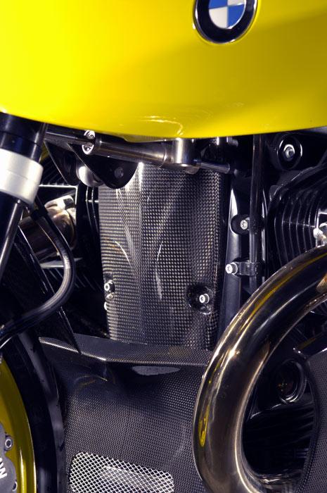 碳纖維發電機外蓋