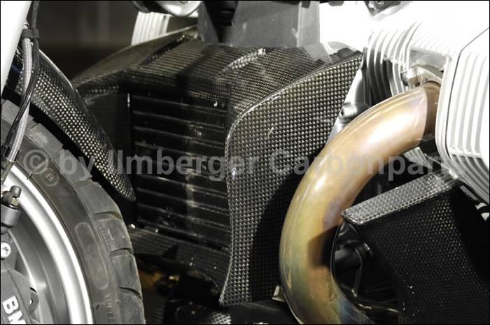 碳纖維機油冷卻器外蓋