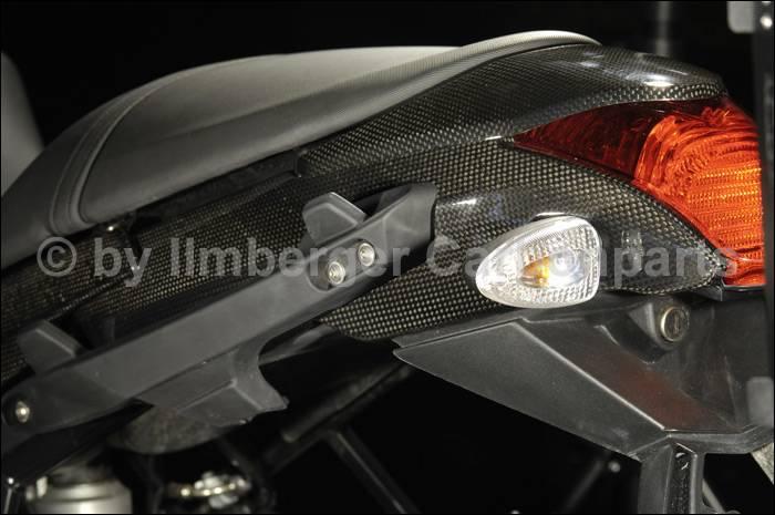 【ILMBERGER】碳纖維尾燈外蓋 - 「Webike-摩托百貨」