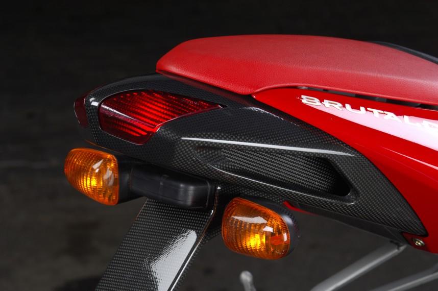 碳纖維尾燈外蓋