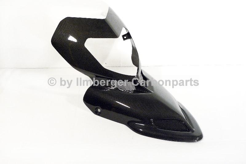 【ILMBERGER】碳纖維頭燈外蓋 (前鳥嘴) - 「Webike-摩托百貨」