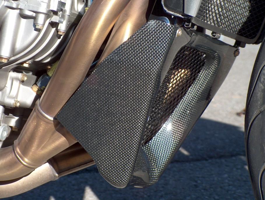 【ILMBERGER】碳纖維機油冷卻器外蓋 - 「Webike-摩托百貨」