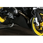 【ILMBERGER】競技専用品 碳纖維下整流罩和排氣管前段(不銹鋼製) 套件