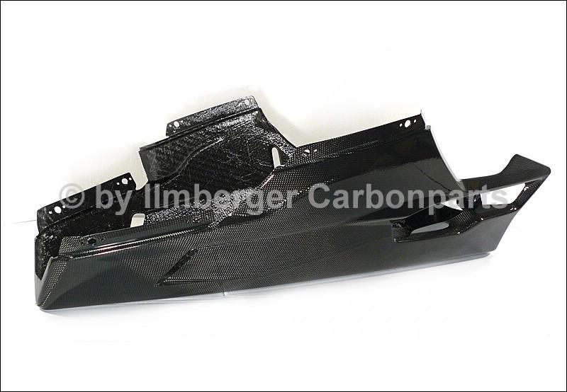 碳纖維下整流罩 (可裝側駐)
