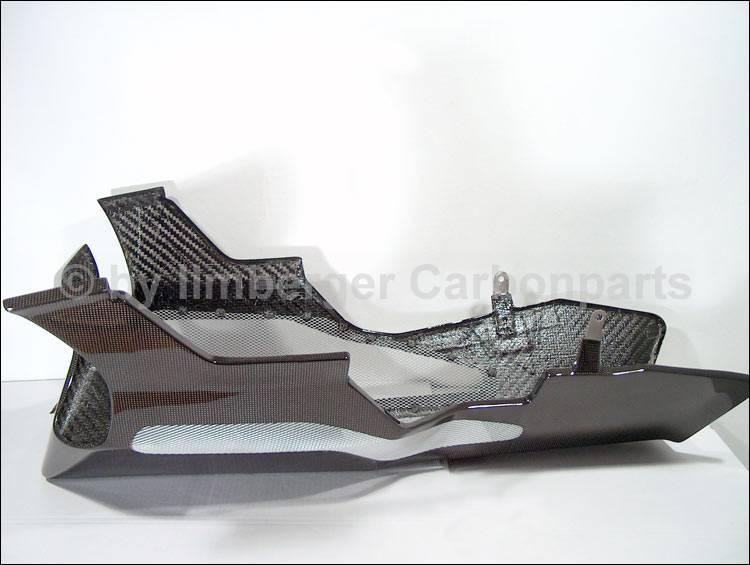 【ILMBERGER】碳纖維下整流罩 - 「Webike-摩托百貨」