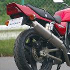 Moto Gear:モトギア/フルエキゾーストシステム(チタンスラッシュエンド)