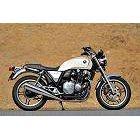 Moto Gear CB1100 Hand Bent Full Titanium Megaphone Exhaust