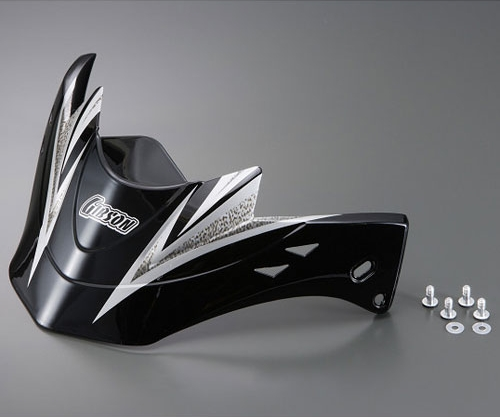 YX-3 Gibson MOTO-X2用 帽緣