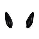 【YAMAHA 日本山葉】YJ-5、YJ-5II 安全帽專用前導氣口(左右1組))