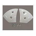 【YAMAHA】YX-3 GIBSON安全帽側蓋 - 「Webike-摩托百貨」