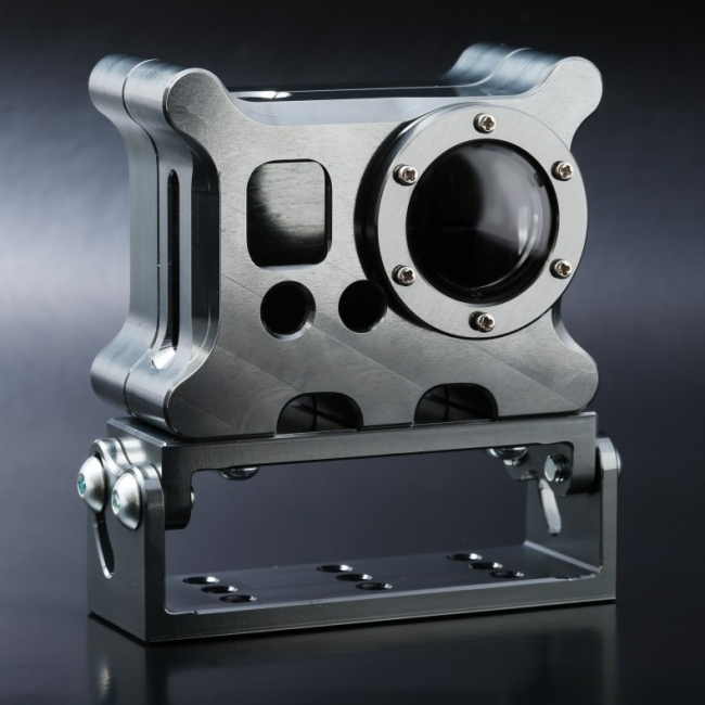 NCK TERAOKA Gopro3用 Racing 相機外殼 G2