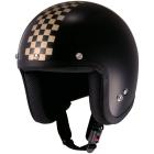 【JUQUE】Checker四分之三安全帽