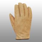 【JUQUE】網格皮革手套