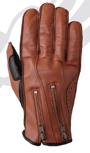 【JUQUE】復古皮革手套 - 「Webike-摩托百貨」