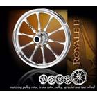 【RCcomponents】輪框 (ROYALE II)