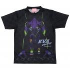 【TRICK STAR】Eva 新世紀福音戰士賽車速乾襯衫【初号機型】